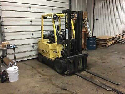 Fork Lift Truck 6000 Hyster