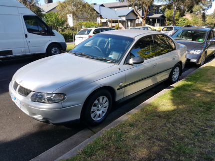 Holden Commodore 2002