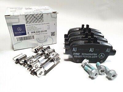 Original Mercedes-Benz CLA W117 GLA W156 Bremsbeläge hinten A0084202320