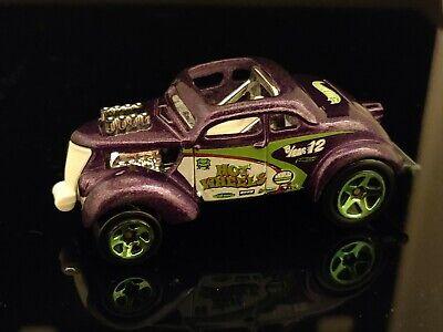 2007 Hot Wheels Pass'n Gasser Hot Rod Purple