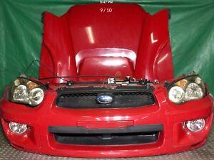 Subaru Impreza WRX GGA Wagon Front conversion only $1100