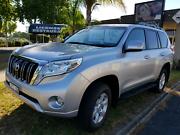 Prado GXL 2.8 Lt. turbo diesel automatic 7 seater 4200 km Wangaratta Wangaratta Area Preview