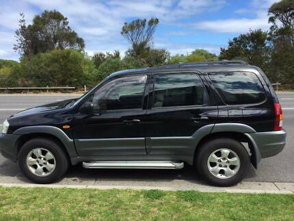 2002 Mazda Tribute Wagon