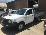 2011 Hilux workmate for sale Cairns North Cairns City Preview