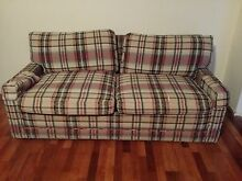 Moran 2 &1/2 seater sofa bed Bayswater North Maroondah Area Preview