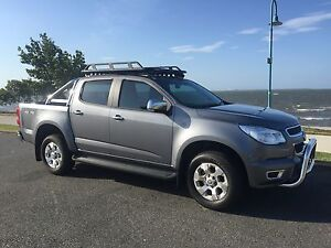 2016 Holden Colorado Utility Crew Cab Manly West Brisbane South East Preview