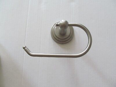 Better Home Products #6807SN Euro Toilet Paper Holder Satin Nickel RV Home