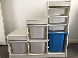 Trofast storage system kids Woronora Heights Sutherland Area Preview