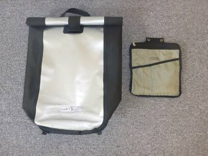 Ortlieb Velocity Waterproof Backpack – Silver South Yarra Stonnington Area Preview