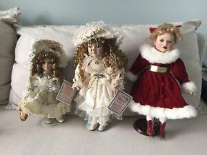 Vanessa Ricardi / Sabrina Carrera Porcelain Dolls