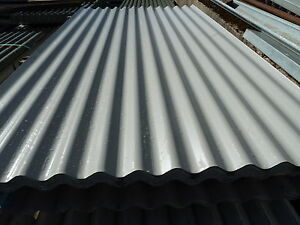 Very Cheap Corrugated Roof Sheets Light Grey Metal Steel