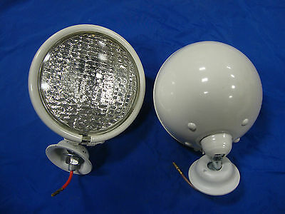 New 8n Naa 600 601 800 801 901 4000 Ford Tractor 12v Headlights Tract O Lite