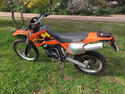 Ktm 400 sc supercomp 1998  Picton Wollondilly Area Preview