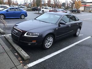 Audi A6 Quattro very low kms