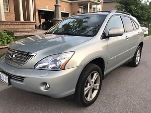 Lexus 400H (Hybrid) Navi, Backup camera, DVD