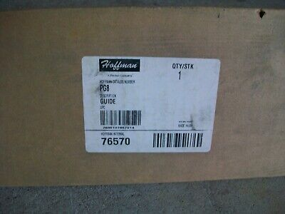Hoffman 800mm Guide Pg8  New In Box