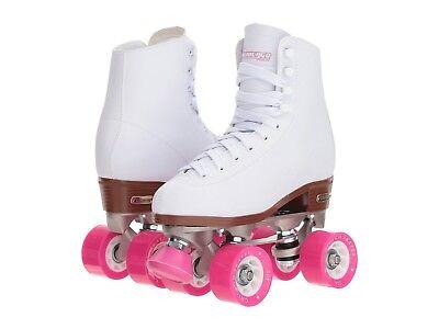 Chicago 400 Indoor Outdoor Roller Skates - Traditional High Top Skate ()