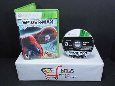 XBOX 360 Spider-Man: Edge of Time