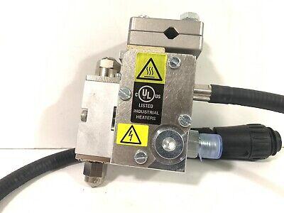 Nordson Hot Melt Glue Gun H201TF//D with Mac Valve