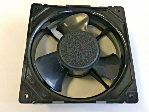 Rotron Whisper WR2A1 Electric Muffin Fan 115V 50/60 Hz 7W Comair NOS