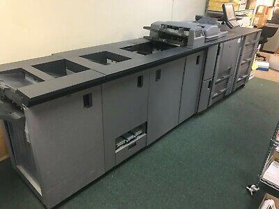 Konica Minolta 1050e Printercopier. Excellent Condition And Fully Loaded