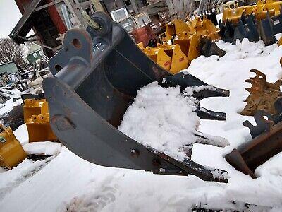 Heavy Duty 24 Kubota Pin On Digging Bucket Excavator Kx 91 71