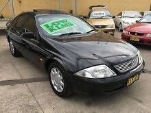 Ford Falcon AUII FORTE LOW KLMS SUNROOF IMMACULATE Granville Parramatta Area Preview