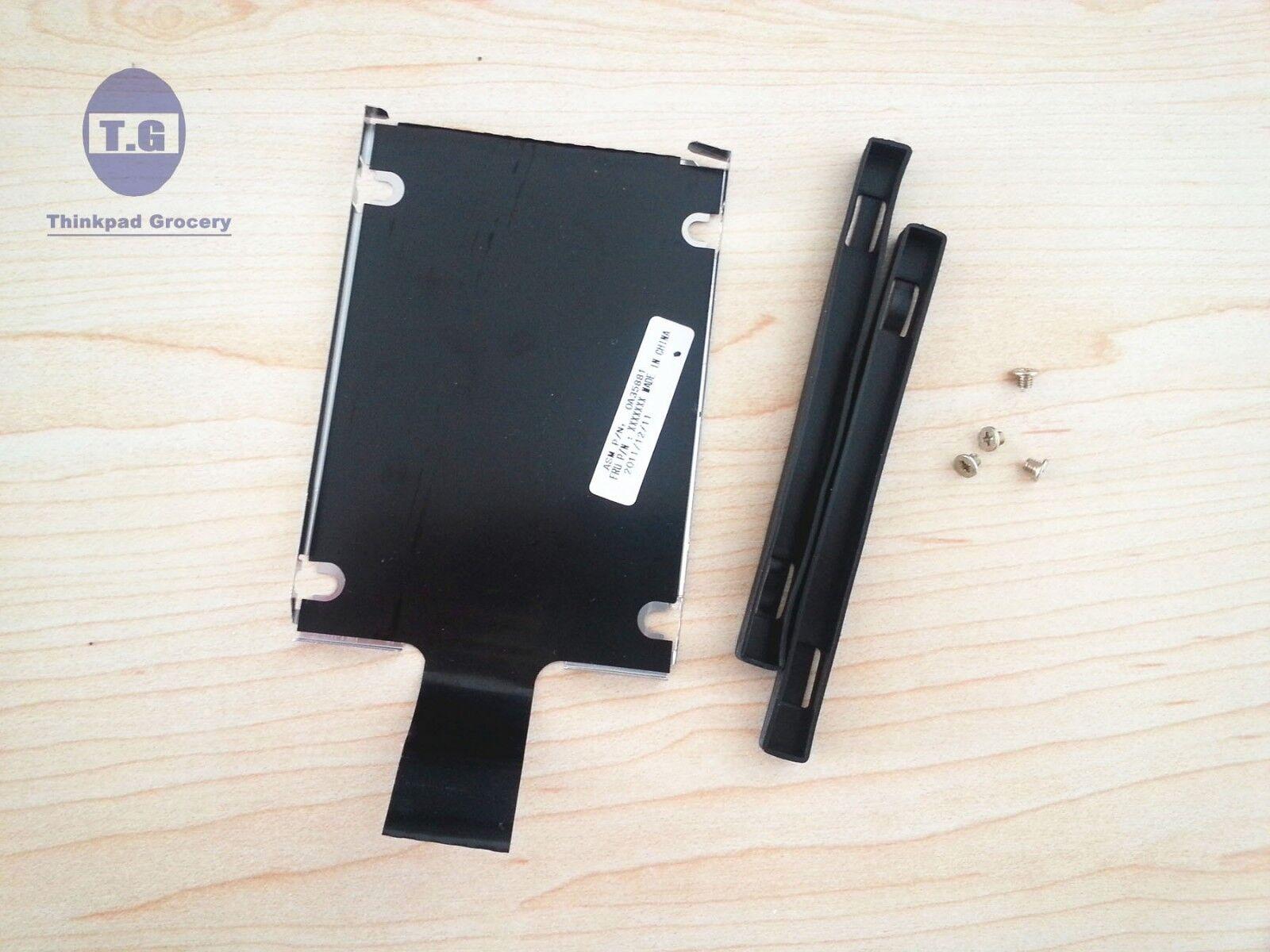 как выглядит Корпус, контейнер или запчасть для жесткого диска NEW Hard Drive Caddy Rails for IBM/Lenovo Thinkpad T420s T430s T420si T430si 7mm фото