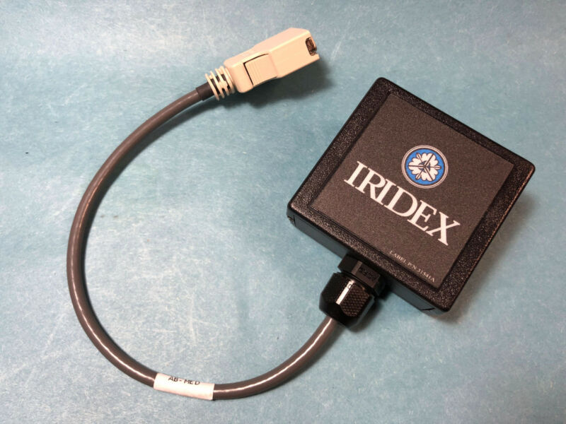 Wireless Receiver for Iridex 31602 Footswitch Foot Pedal IPX1 IQ