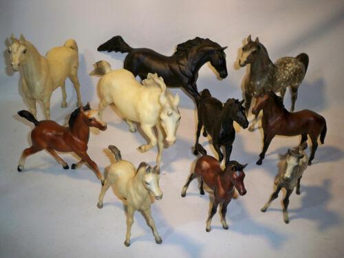 Breyer Horse colt unicorn figure toy lot