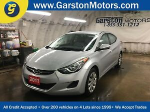 2011 Hyundai Elantra GL*HEATED FRONT SEATS*PHONE CONNECT*AM/FM/C