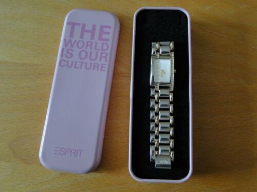 Damenuhr Uhr Armbanduhr Esprit Stainless Steel