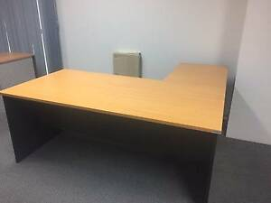 Office Desks (various Sizes) excellent condition Caringbah Sutherland Area Preview