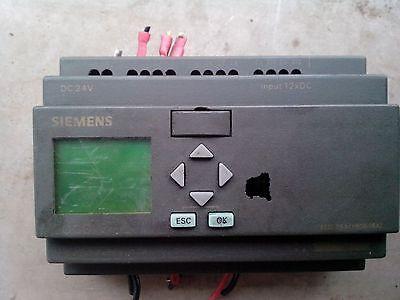 Siemens Plc Logo 24rcl 6ed1 053-1hb00-0ba2 6ed1053-1hb00-0ba2 And Good