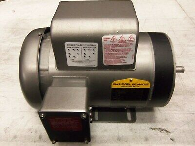 Baldor Pcl3513m Pressure Washer Motor New 115230 Volts Paid 600 Sell475