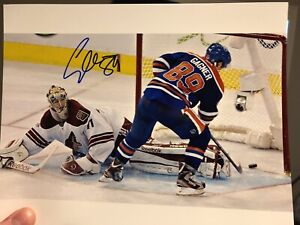 Signed oilers picture