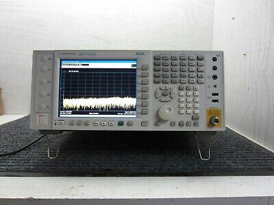 Agilentkeysight N9020a Mxa Signal Analyzer 10 Hz - 3.6 Ghz