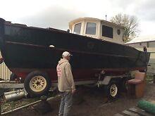 Wooden boat needs a little TLC McLaren Vale Morphett Vale Area Preview
