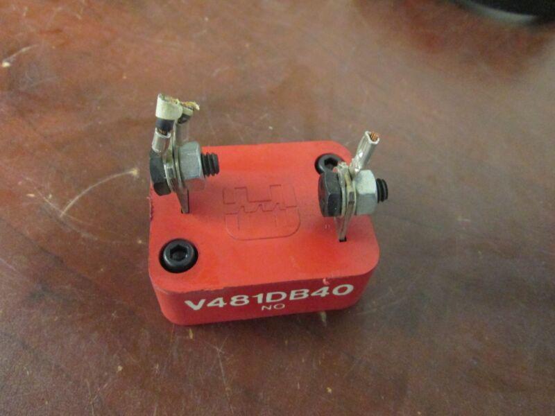 LittelFuse Varistor V481DB40 Used