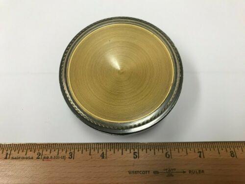 Radio Tuning Knob- 3.5 inches diameter - RCA