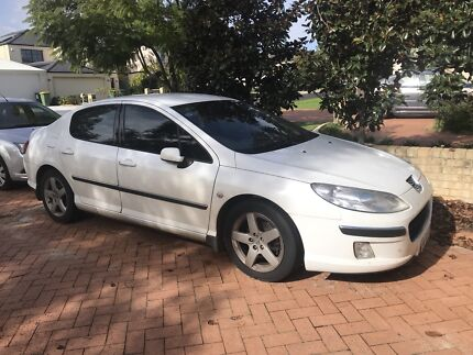 Peugeot 407 tdi Melville Melville Area Preview