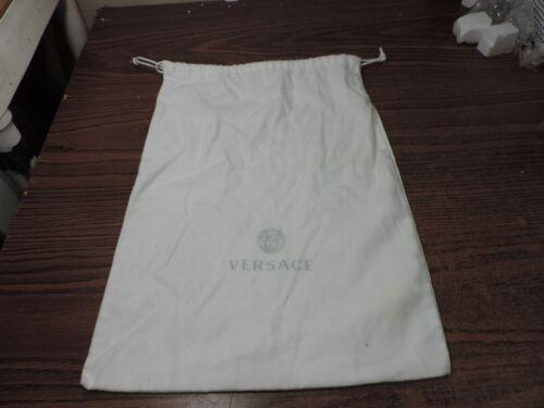 "Versace Purse Handbag Shoe Boot Dust bag 16 X 11"""