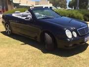 CABRIOLET 2002 Mercedes-Benz CLK200 Coupe Wangara Wanneroo Area Preview