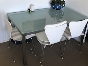 Quick Sale Wanted Dining Table And Chairs