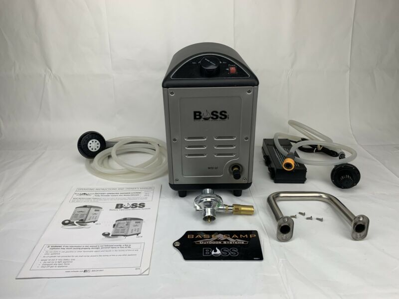 Mr. Heater BaseCamp BOSS-XB13 Battery Operated Shower System (#26)