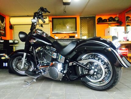 Fatboy Custom 2014 Gosnells Gosnells Area Preview