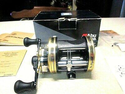 ABU GARCIA AMBASSADEUR FISHING REE W/ BOS - USA 6000-C - REELS WORK GREAT