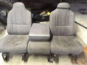Dodge seats