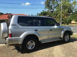 2001 Toyota LandCruiser Wagon Rochedale South Brisbane South East Preview