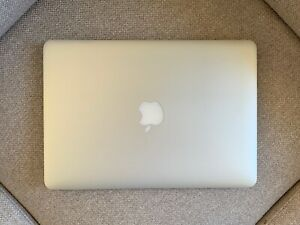 High Spec 13-inch MacBook Pro Turbo 3.3GHz 512GB 8GB M'Office 2016